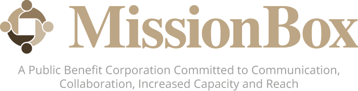 MissionBox: A Public Benefit Corporation to Global Nonprofit Empowerment and Engagement